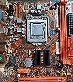 Carte mère H61 Socket LGA 1155 - Pour processeurs Intel i3/i5/i7 2 et 3 génération - HDMI - VGA - Motherboard nouveau - Mainboard