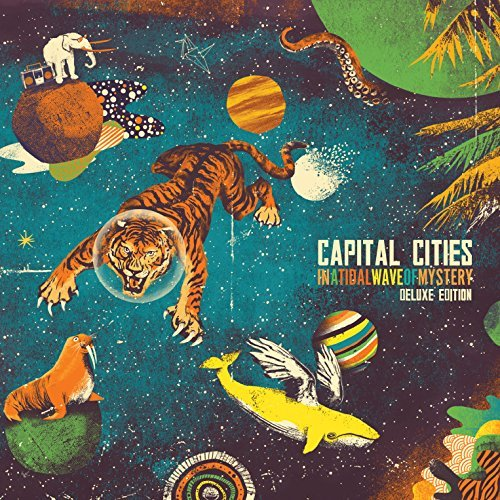 In A Tidal Wave Of Mystery (Dlx) by Capital Cities