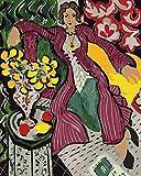 Nueva pintura por números para adultos Niños - Mujeres elegantes - Pintura digital de bricolaje por Kits de números sobre lienz