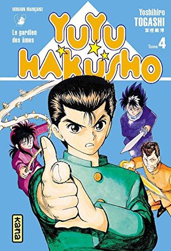 Yuyu Hakusho - Tome 4