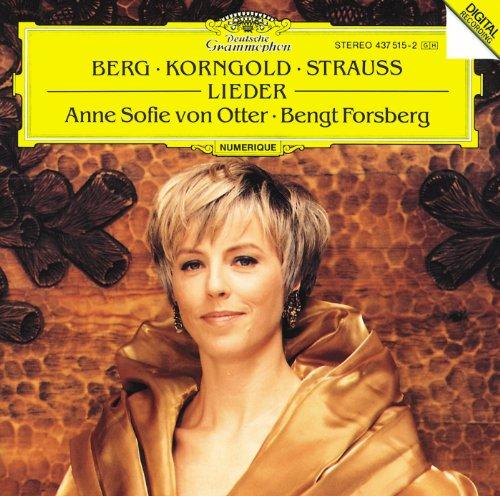 R. Strauss: Ich trage meine Minne, Op.32, No.1 - Andante con moto