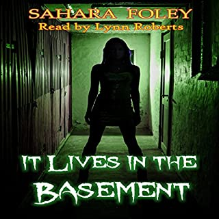 It Lives in the Basement audiobook cover art