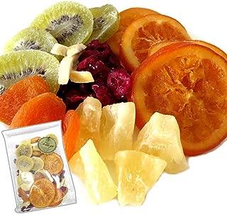 ドライフルーツ 230g 6種類 ミックス 母の日 ギフト 贈り物 プレゼント 紅茶 フルーツティー キウイ オレンジ パイナップル レモン みかん りんご