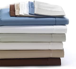 REM Sleep Solutions- 3 Degree Premier Cotton Sheets-Split King-Dusk