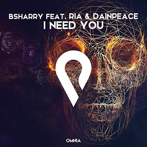 Bsharry feat. Ria & Dainpeace