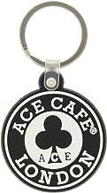ACE CAFÉ LONDON ラバーキーホルダー『ACE-Circle』 11ACE-N005KY