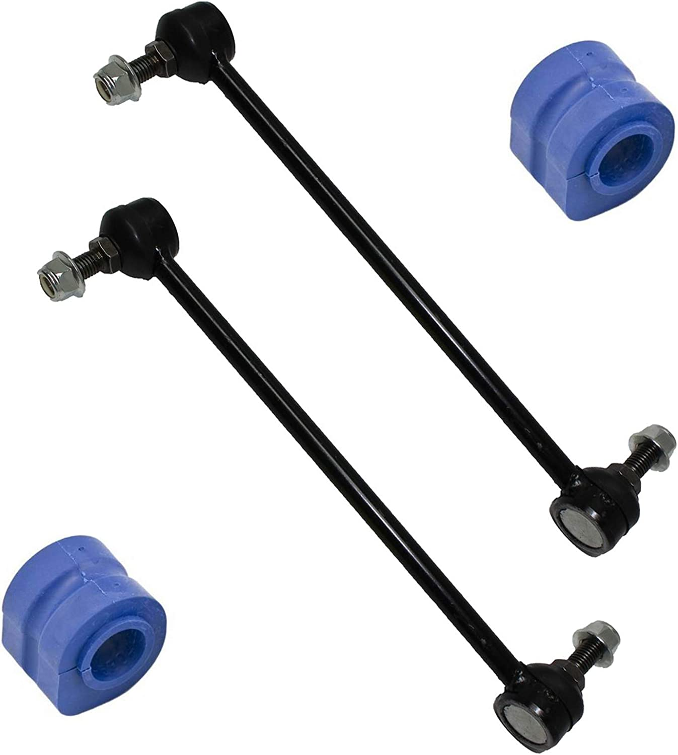 Detroit Axle - Front Sway Bar Bushings Phoenix Mall with Replacement fo Links Seasonal Wrap Introduction
