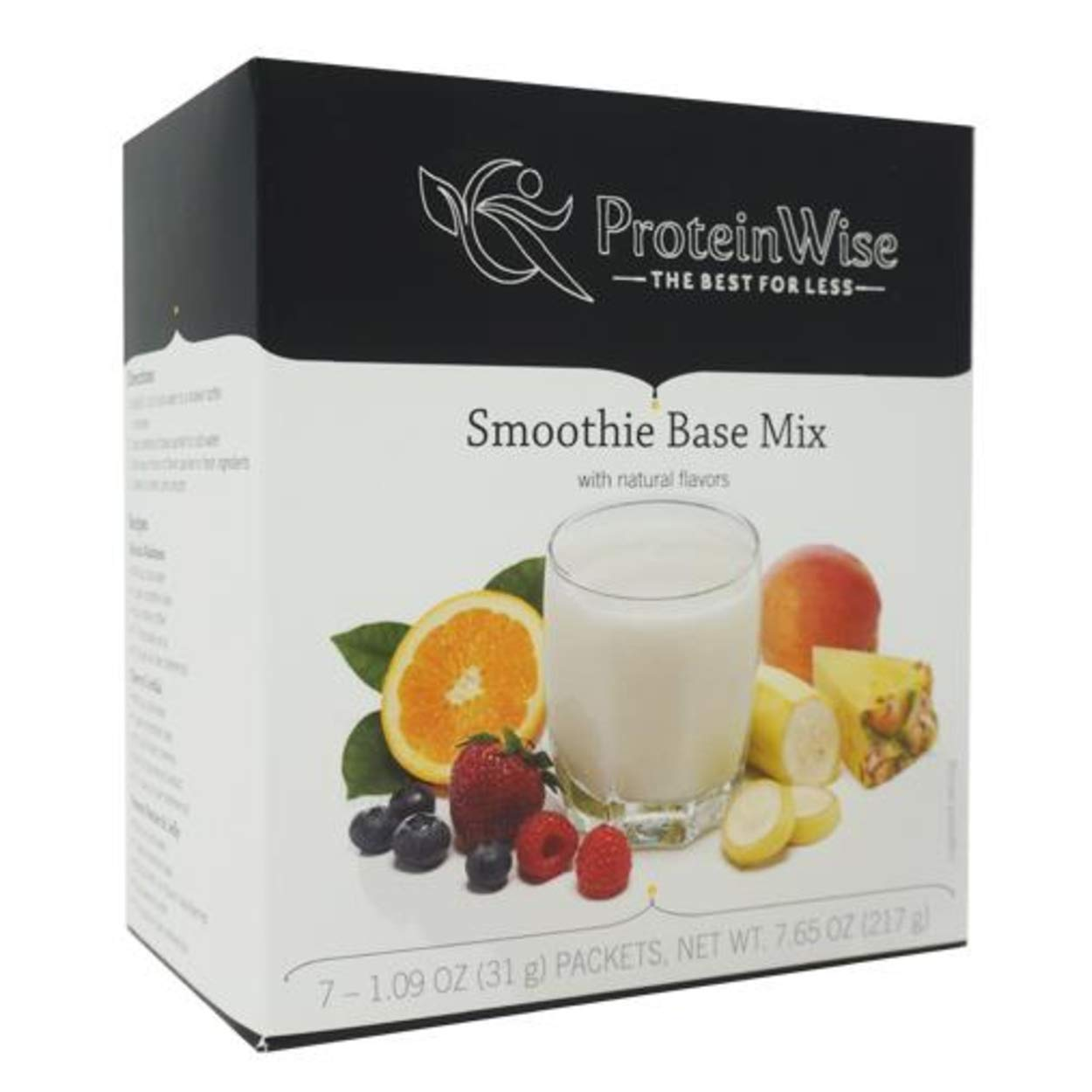 ProteinWise Smoothie OFFer Base Mix High Low Loss Long-awaited Protein Ch Weight