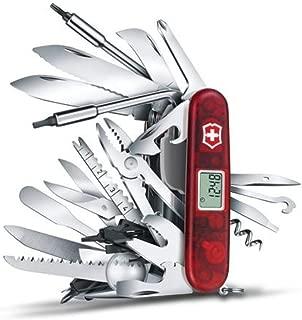 Victorinox 1.6795.XAVT Swiss Army Swisschamp Xavt Pocket Knife
