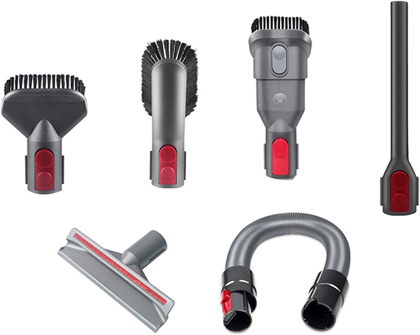 Vacuum Cleaner Attachment Kit Compatible with NEW before selling ☆ V10 V8 V7 Dyso Indefinitely V11
