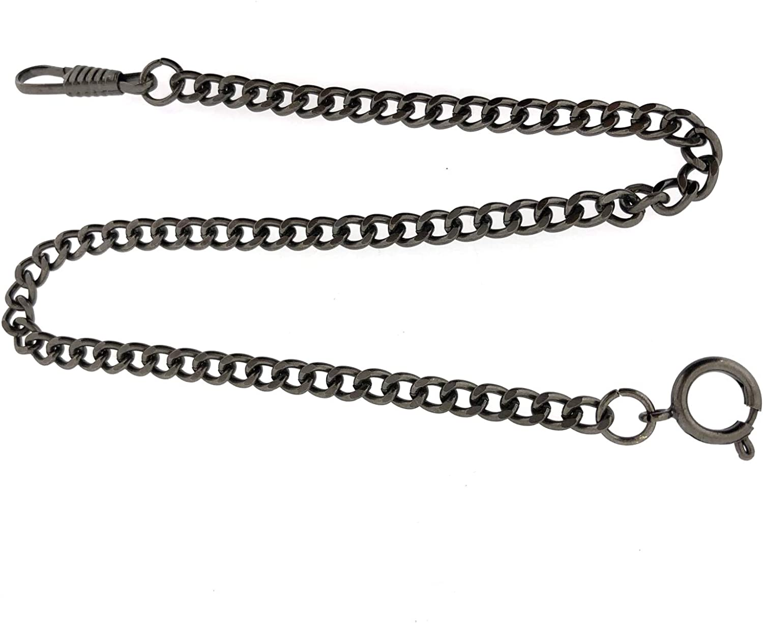 Pocket Japan Maker New Watch Chain Fob Curb 25% OFF Link 14