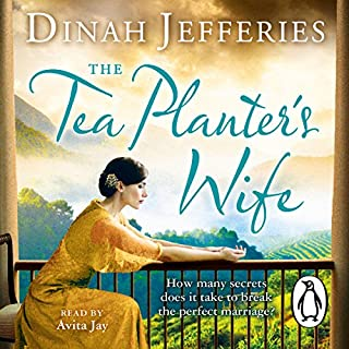 The Tea Planter's Wife cover art
