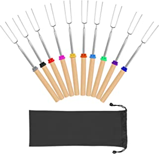 TDTOK Marshmallow Roasting Sticks, Roasting Sticks 32...