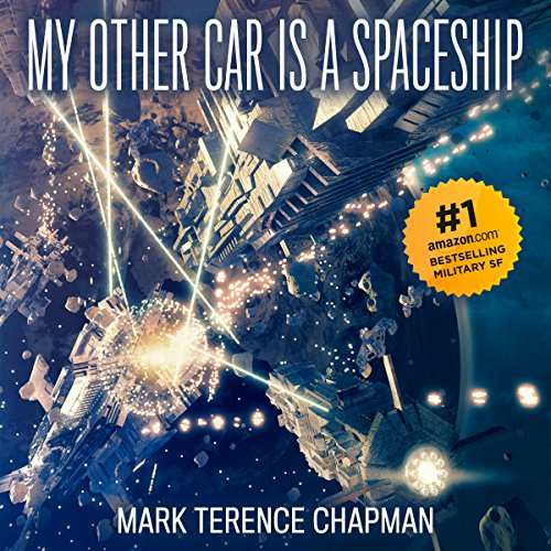 My Other Car is a Spaceship audiobook cover art