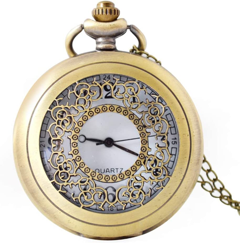 Vintage Mens Popularity Pocket Watch Discount mail order Classic Sliver St