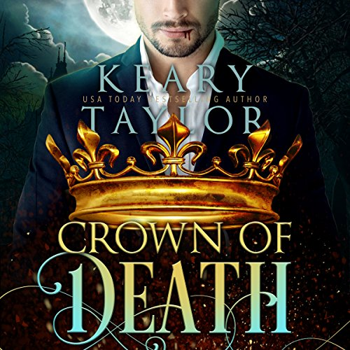 Crown of Death audiobook cover art