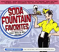 Soda Fountain Favorites Fg