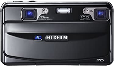 Fuji FinePix W1 Dual 10MP Real 3D Digital Camera with 3x Optical Zoom and 2.8 inch LCD