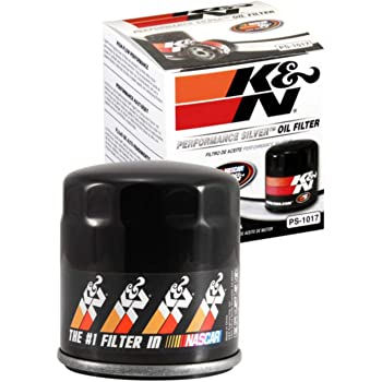 K/&N PS-1008 Performance Oil Filter for Fits Toyota Nissan Subaru Mazda Infinity