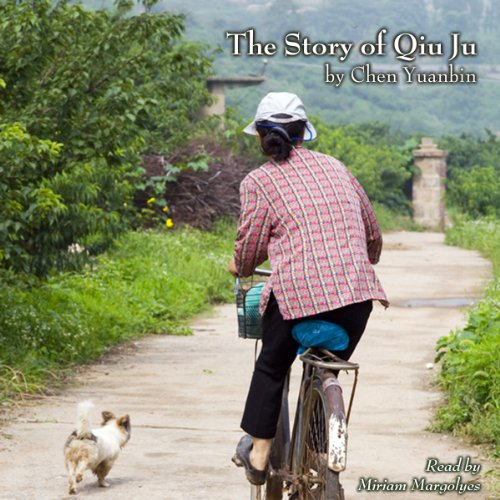 The Story of Qiu Ju audiobook cover art