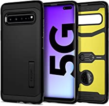 Spigen Tough Armor Designed for Samsung Galaxy S10 5G Case (2019) - Black