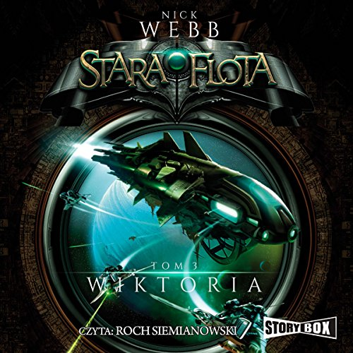 Wiktoria audiobook cover art
