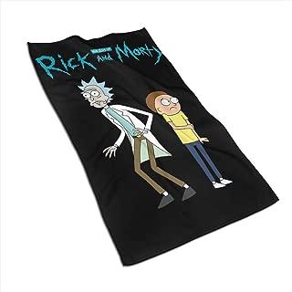 Liuchuan Chic Rick N Morty Towel