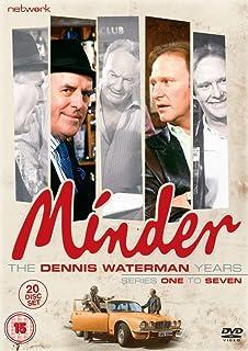 Minder: The Dennis Waterman Years [Region 2]