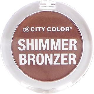 City Color Shimmer Bronzer - Color Bronze