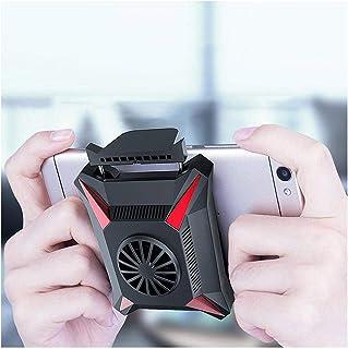 BHDesign Universal Teléfono Móvil USB Radiador Sistema Enfriador De Juegos Ventilador De Refrigeración Gamepad para iPhone Xiaomi Huawei Escalable 67-82 Mm