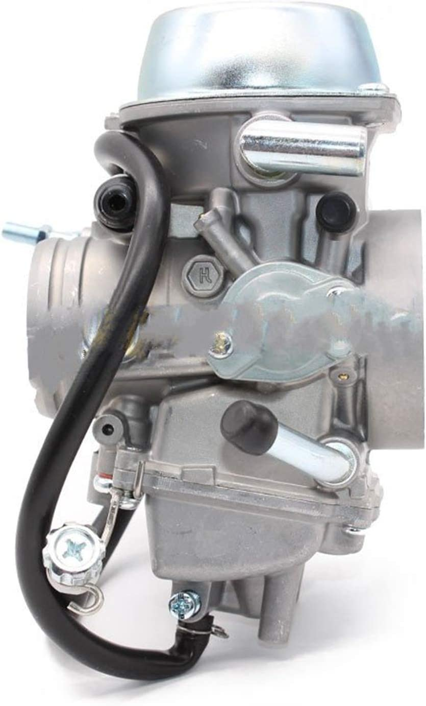 Carburadores C&arburador vacío para motocicleta Pd42J 42mm para Y-amaha para G&rizzly 600660 YFM600 para R&aptor 660 para A&TV para U&TV para motor H& isun 700cc Carburadores p