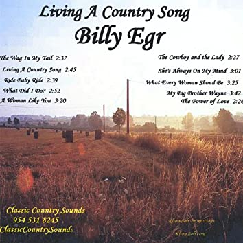 Living a Country Song