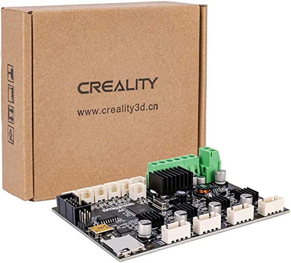 Creality 3D Ender 3 Pro New Upgrade Motherboard Silent Mainboard V1.1.5 with TMC2208 Driver for Ender 3/ Ender 3 Pro/Ender 5 /CR-10(Customized and Non-Standard Matching)