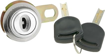 PrimeMatik - 17 mm x M18 Cam Lock met halve maan sleutel