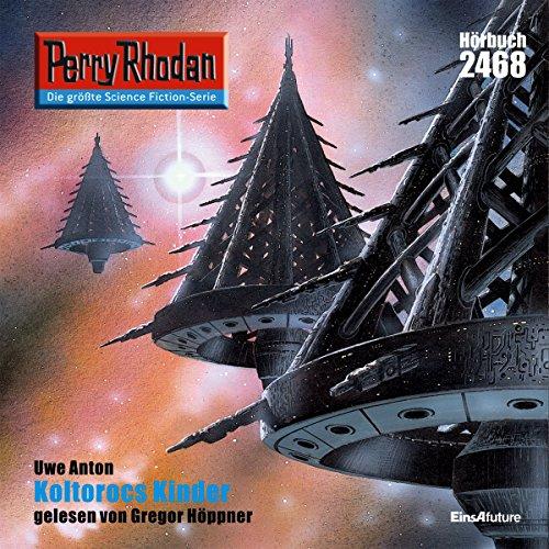 Koltorocs Kinder audiobook cover art