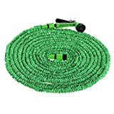 Watering Spray Tool Expandable Flexible,Water Hoses Pipe For Car Garden(150Ft)