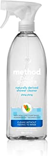 Method Daily Shower Spray Cleaner, Ylang Ylang, 28 Ounce (Pack 8)