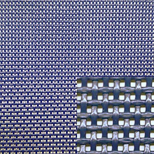 Siturep Textilene por Metro Lineal Ancho 145 cm, cantidad = Metro Lineal (Azul Marino)