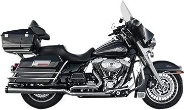 Bassani Xhaust 09-16 Harley FLHX2 True-Dual Down Under Headpipes (Chrome)