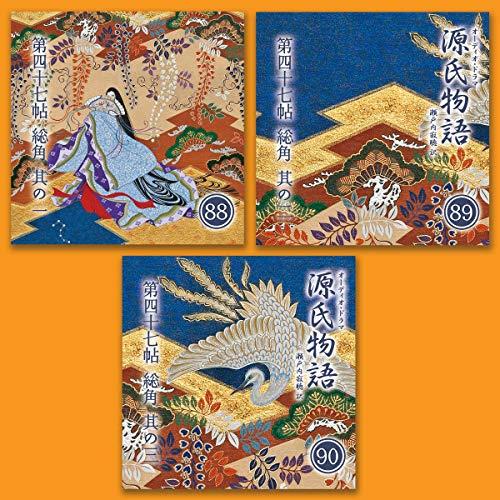 『源氏物語 瀬戸内寂聴 訳 3本セット(三十)』のカバーアート