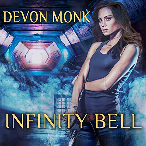 Infinity Bell audiobook cover art