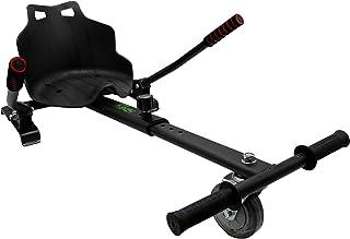 HIBOY Asiento Kart Silla Self Balancing Compatible con Todos los Patinetes Eléctricos de 6.5, 8 y 10 Pulgadas