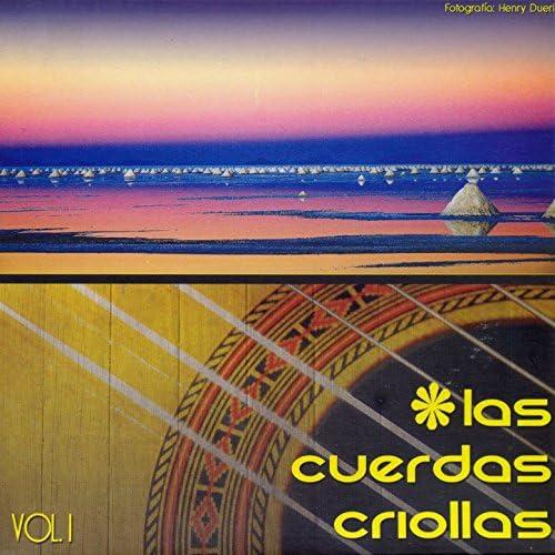 Orlando Rojas feat. Luis Montalvo, Willy Sucre, Freddy Ortiz, Antonio Higueras, Carlos Vásquez & Jorge Ledesma