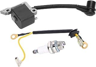 Módulo de montaje de bobina de encendido de motosierra, ajuste de repuesto para Husqvarna 13613714142 para máquina de la industria doméstica