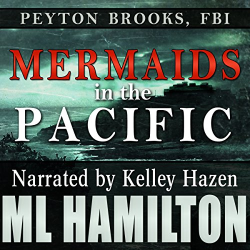 Mermaids in the Pacific audiobook cover art