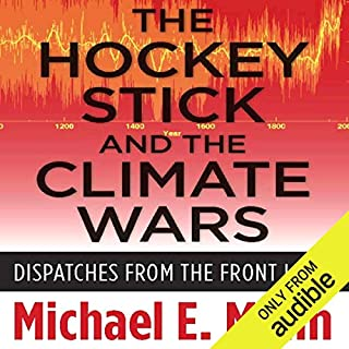 The Hockey Stick and the Climate Wars cover art