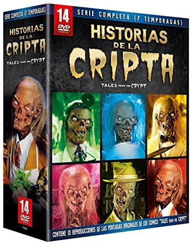 Historias de la Cripta Serie Completa 14 DVD Tales from the Crypt