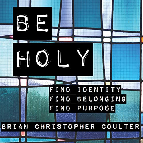 Be Holy audiobook cover art