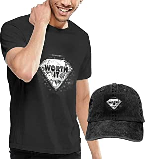 eccdcb242b7 Men's T-Shirt and Baseball Hats YK-Osiris Tee for Youth