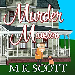 Murder Mansion cover art